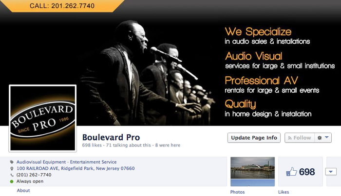 Boulevard Pro